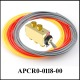 PCR 4-way Switch kit, Dual Action, (Desmo) w/tubing
