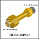 Transfill Adapter, DIN-477-6N to CGA-540S