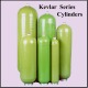 Kevlar Fiber Filament Composite Cylinder