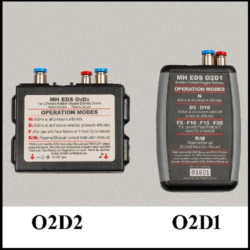 Refurbished EDS O2D2 and O2D1 Units