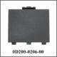 O2D2 Battery Door replacement