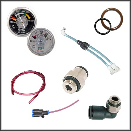 Parts and Accessories, Regulator